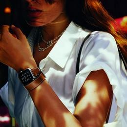 Apple Watch Hermès: стильно и технично