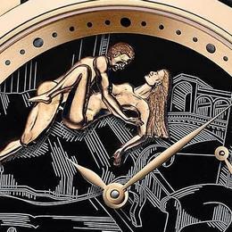 Блеск соблазна: Ulysse Nardin Hourstriker Erotica