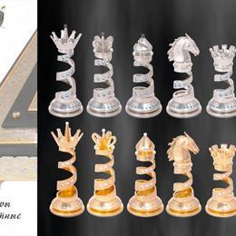 Шахматы арт-деко