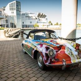 Porsche Дженис Джоплин выставлен на аукцион