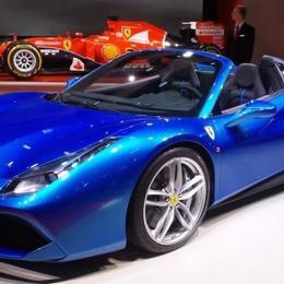 Ветер в волосах: Ferrari 488 Spider