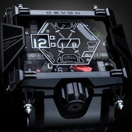 На темной стороне: Devon Works выпускает часы, посвященные «Звездным войнам»