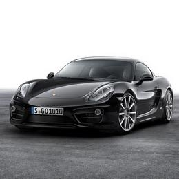 Porsche заявили о выпуске Cayman Black Edition
