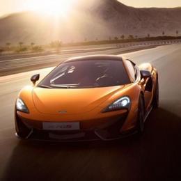 Открыт предзаказ на новый McLaren 570s