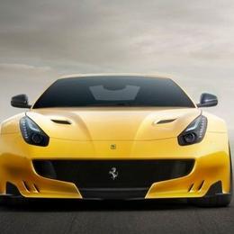Ferrari представляет брутальную модель F12tdf, выпущенную ограниченным  тиражом