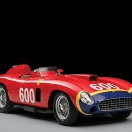 Для продажи с молотка Ferrari создали Formula One Legend