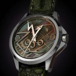 ArtyA & Kerbedanz создали часы, посвященные Led Zeppelin