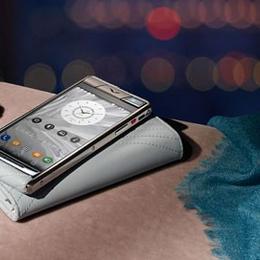 Vertu Signature Touch ждет своих новых владельцев