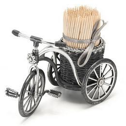 """Подставка для зубочисток """"Велосипед"""""""