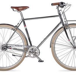 Public Bikes представляет бриллиантовое издание велосипеда Champs-Elysees