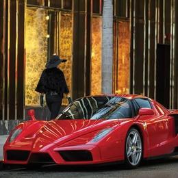 Ferrari Флойда Мэйвезера может быть продан с аукциона Sotheby's