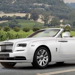 В штате Флорида с аукциона продадут первый Rolls Royce Down