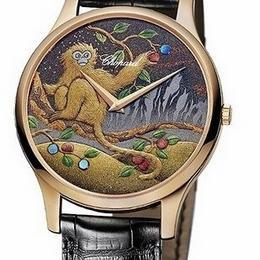 Chopard представляет часы, посвященные символу Нового года