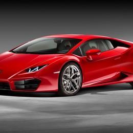 Lamborghini представляет Huracán LP 580-2