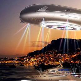 «Летучий корабль» от британских дизайнеров