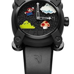 Roman Jerome создает самые дорогие часы Super Mario