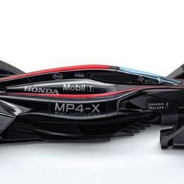 Будущее гонок: концепт McLaren MP4-X