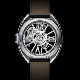 В списке желаний: Clé de Cartier Automatic Skeleton