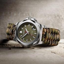 I.N.O.X. Paracord: часы, которые могут спасти вам жизнь