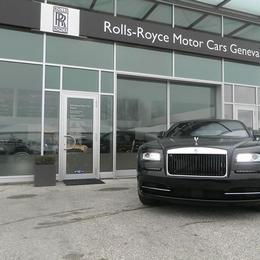 Rolls Royce Wraith Carbon Fiber