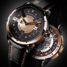 Удивительный баланс между покером и часовым искусством: Christophe Claret Poker