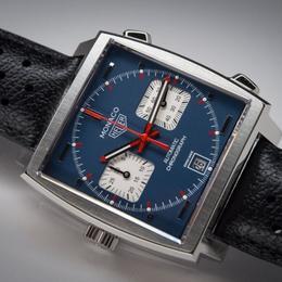 Tag Heuer Monaco Calibre 11 Edition Steve McQueen – уникальный, как и его предшественники