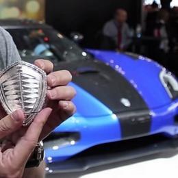 Дороже Ferrari: брелок для автомобильного ключа