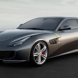 Ferrari GTC4Lusso: рабочая «лошадка» для всей семьи