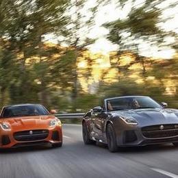 Открыт предзаказ на Jaguar F-Type SVR