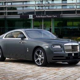 Rolls Royce выпускает новую версию Wraith в честь гран-при Spa-Francorchamps
