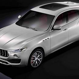 Levante: первый внедорожник от Maserati
