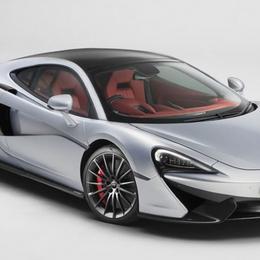 2017 McLaren 570GT – практичный гоночный автомобиль?
