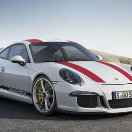 Лимитированное издание Porsche 911 R продемонстрировано на Женевском автосалоне