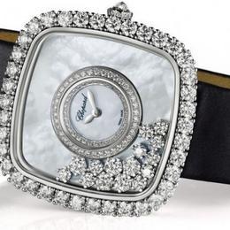 Юбилейная модель Happy Diamonds от Chopard
