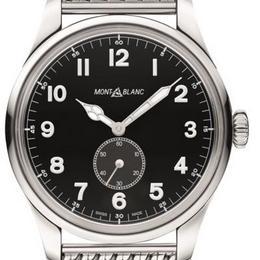 Часы Montblanc 1858 Automatic Small Second: современный взгляд на традиции швейцарского часового мастерства
