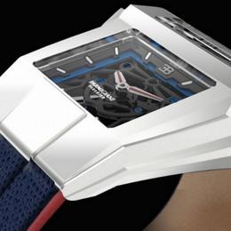 Parmigiani и Bugatti представили концепт часов Fleurier