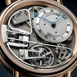 Breguet представляет Tradition Repetition Minutes Tourbillon 7087