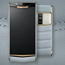 Представлен Vertu Signature Touch Sky Blue