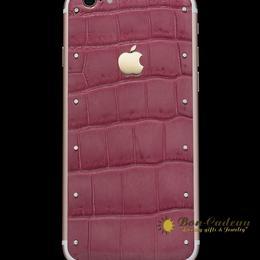iPhone 8 Glamor с бриллиантами и золотом