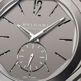 Bulgari Octo Finissimo: часы с самым тонким минутным репетиром