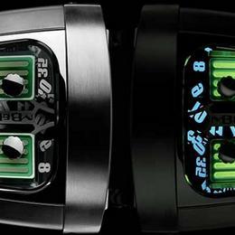 MB&F Black Badger – самые крутые часы этого года