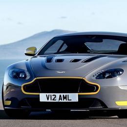 В США появится Aston Martin V12 Vantage S 2017 с механической коробкой передач