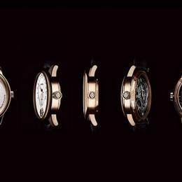 Chanel выпускает первые мужские часы