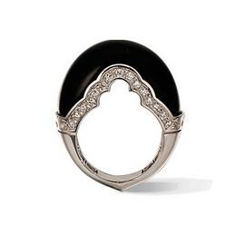 Carrera y Carrera кольцо ARCOS DE GRANADA с бриллиантами