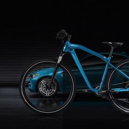 BMW выпустил ограниченный тираж велосипеда Cruise M
