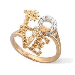 Carrera y Carrera кольцо LOVE