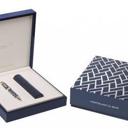 Ювелирная перьевая ручка Montblanc для BMW