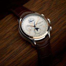 Clifton: новый хронограф от Baume & Mercier