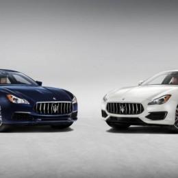 2017 Maserati Quattroporte: технология, соединенная с дизайном