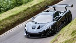 McLaren P1 LM: игрушка для миллионеров
